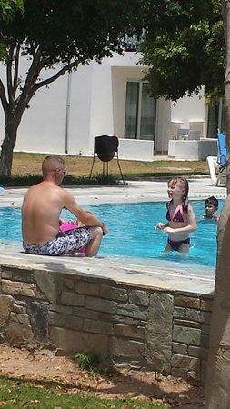 Aliathon Holiday Village: Agean pool