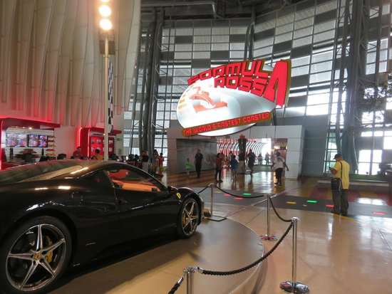 Ferrari World Abu Dhabi: Gear up for fastest roller-coaster...