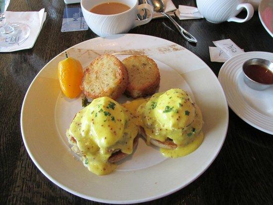 ARIA Resort & Casino: My Breakfast
