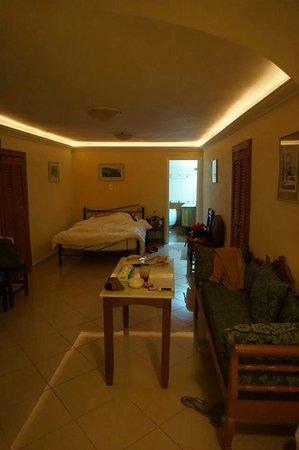 Hotel Keti: 我們房間