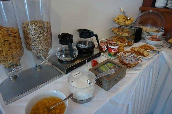 Hotel Keti: breakfast