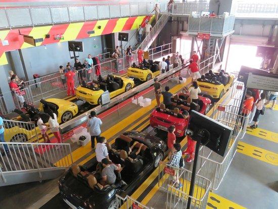 Ferrari World Abu Dhabi: Fiorano GT Challenge