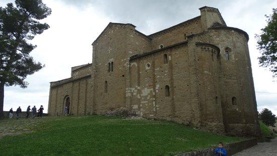 "Agriturismo La Spiga d'Oro : ""San Leo"" a pochi Km"