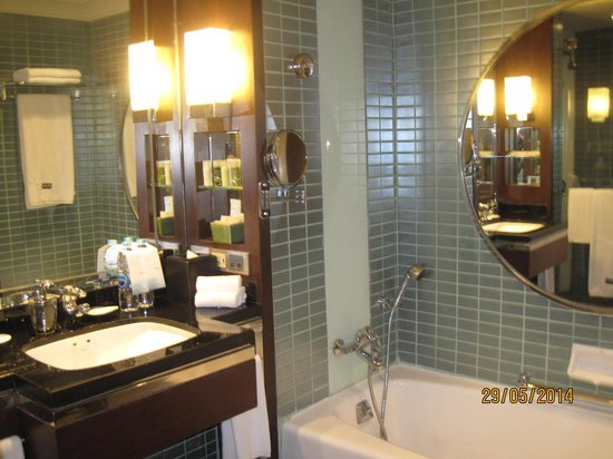 The Westin Grande Sukhumvit : Bathroom