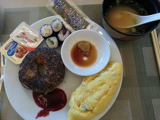 The Westin Grande Sukhumvit: Buffet breakfast