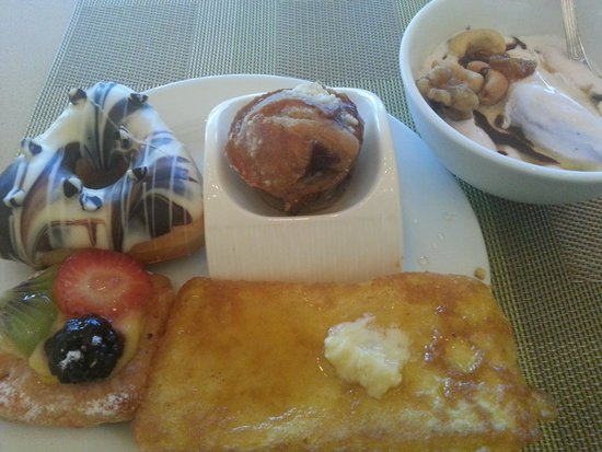 The Westin Grande Sukhumvit : Buffet breakfast