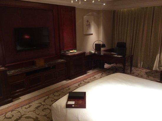 InterContinental Shanghai Ruijin: The Bedroom