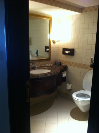 InterContinental Hotel Muscat : Bathroom