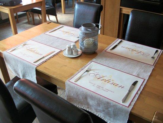 Hotel Artisan: Restaurant