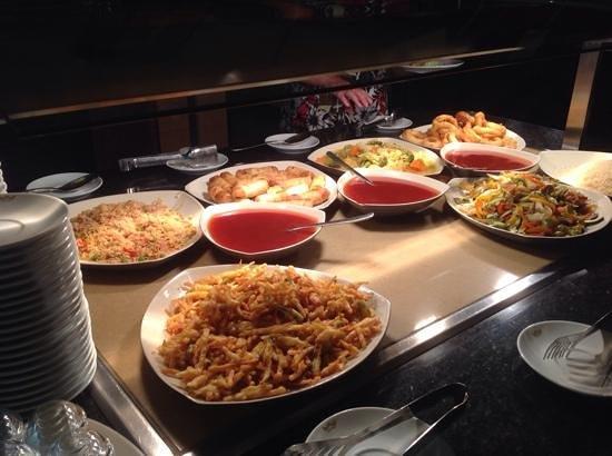 Hotel Riu Touareg: resto chinois