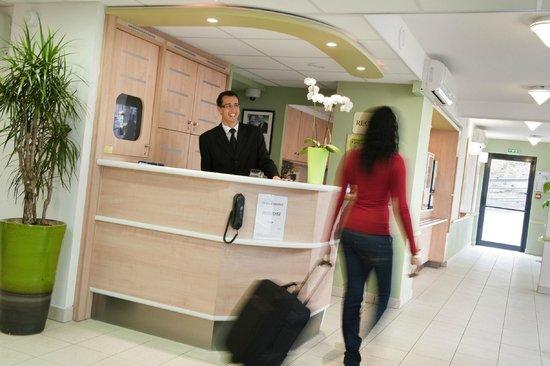 Ibis Budget Paris Porte de Bagnolet : accueil