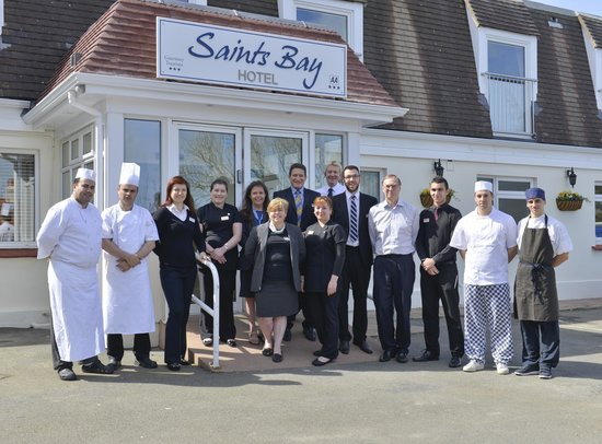 Saints Bay Hotel: Welcome to SaintsBay Hotel