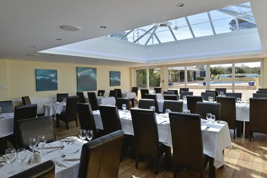 Saints Bay Hotel: our new Restaurant