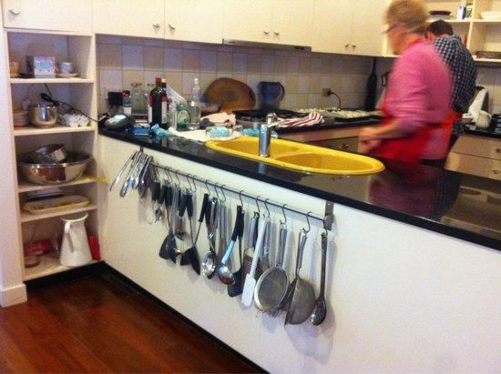 Tamborine Cooking School: The kitchen