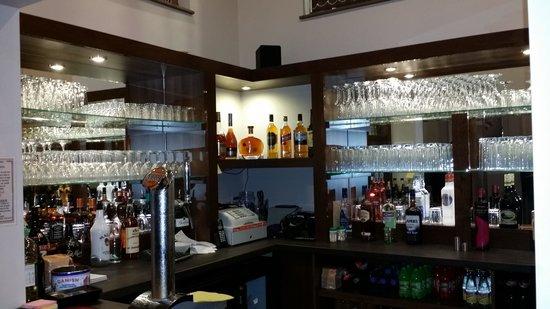 Spice Bistro: bar