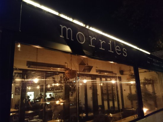 Morries (Anytime): The beautiful Morries at night