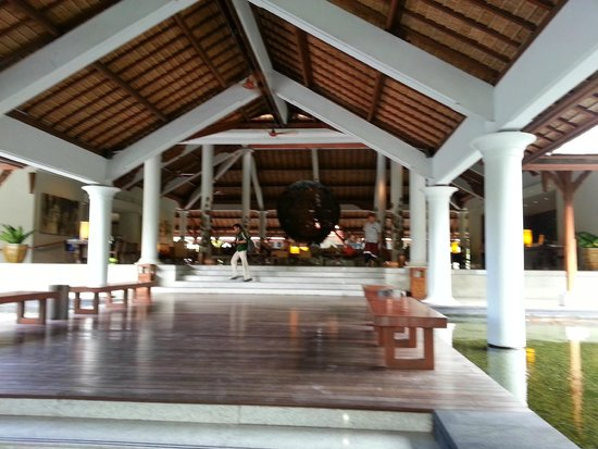 Padma Resort Legian : Reception