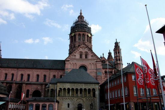 Mainz Cathedral (Dom): Mainz Cathedral