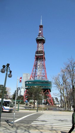 夜 最美電視塔。 - Foto di Sapporo TV Tower, Sapporo - TripAdvisor