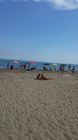 Blue Moon : Lido beach