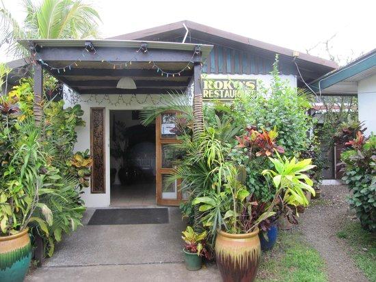 Samoan Outrigger Hotel : Koko´s Restaurant