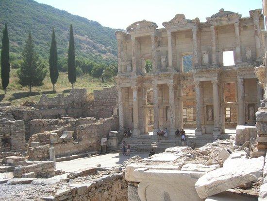 Vieille ville d'Éphèse : IMPRESSIONNANT...