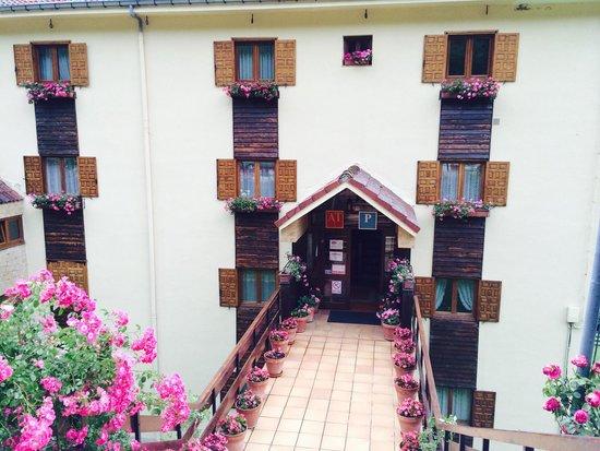 Apartamentos Sebrango