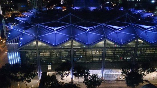 Pan Pacific Singapore: Suntec city shopping center