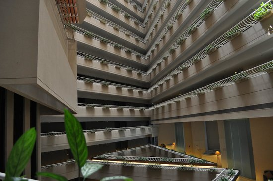 Pan Pacific Singapore: Rooms area