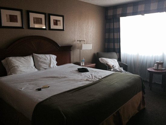 Baymont Inn & Suites Murray/Salt Lake City: Nice bed