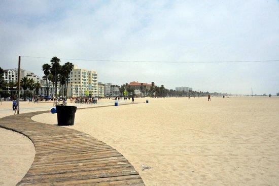 Santa Monica State Beach: Santa Monica Beach