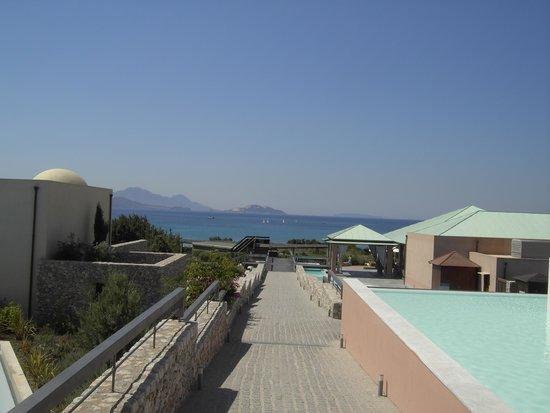 Helona Resort: Weg zum Strand
