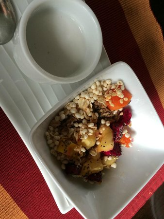 The Farm at San Benito: everyday breakfast