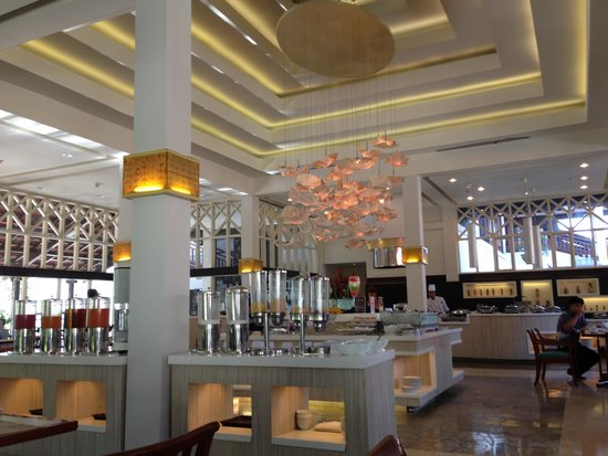 Sheraton Lampung Hotel : Restaurant