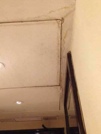 Sheraton Lampung Hotel: The room ceiling