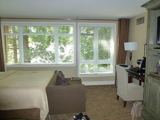 Alderbrook Resort & Spa: room