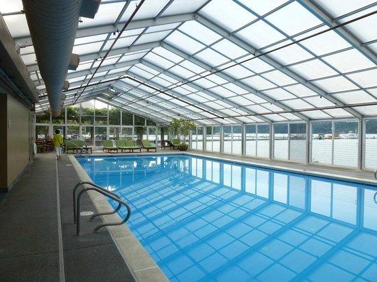 Alderbrook Resort & Spa: Pool