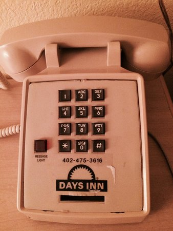 Sunset Inn & Suites: Awesome phone