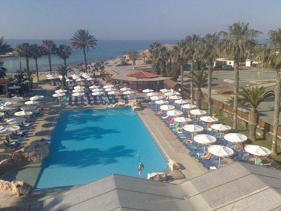 Pavlo Napa Beach Hotel: our holidays