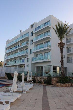 Tsokkos Beach Hotel: Новый корпус