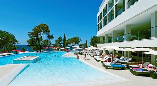 Photo of Hotel Laguna Parentium Porec