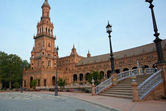 Plaza de España: スペイン広場