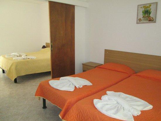 Ellia Hotel : Номер