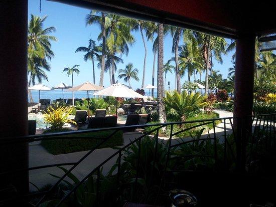 Sheraton Denarau Villas: Breakfast view