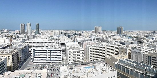 BurJuman Arjaan by Rotana - Dubai: View from hotel