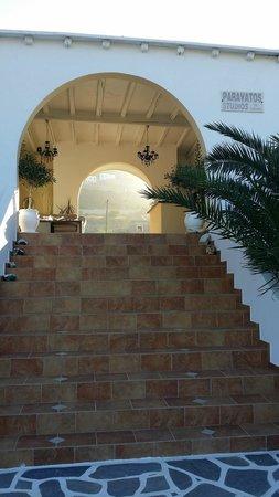 Paravatos Studios John and Mary: stairway to ...