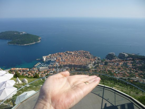 Funiculaire de Dubrovnik : City in my Hand
