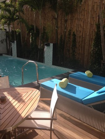BYD Lofts Boutique Hotel & Serviced Apartments : Pool