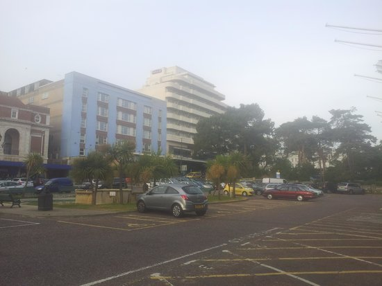 Premier Inn Bournemouth Central Hotel: Bournemouth
