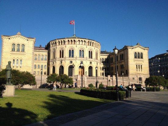 The Norwegian Parliament : Parliament